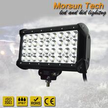 9inch Quad Row Heavy Duty Off Road LED Lighting Bar, 108W 4 rows led lightbar