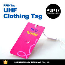 uhf clothing rfid tag (widely used in clothing manegement)