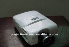 30000 hours White Iphone Projector used for home theatre