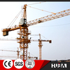 Hot sale and high quality types of tower crane price import cheap goods from china