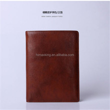 custom leather checkbook covers for passport