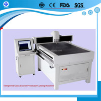 portable cnc laser tempered glass cutting machine