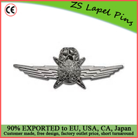 master cyberspace operator badge/pin