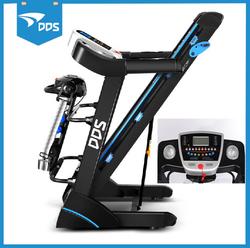 Multi gym exercise equipment motorized treadmills fitness machine