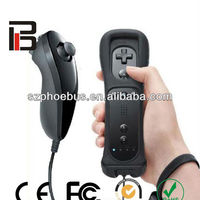 Christmas gift for wii remote controller and nunchuk combo game joystick for wii accessories