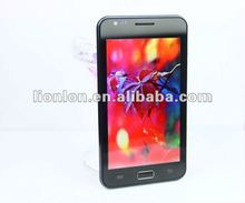 i9220 Android 4.0 3G Smart Phone 5.0 inch Dual SIM WCDMA+GSM WiFi GPS Analog TV Capacitive Touch Screen