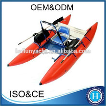 2015 pontoon boat inflatable fishing pontoon boat made in china