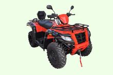 500cc Four-Stroke Shaft Drive