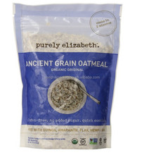 gluten-free oatmeal pacakging bag, stand-up oatmeal bag
