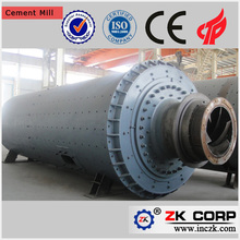 China Energy Saving Clinker Mill Workshop With Advanced Technology
