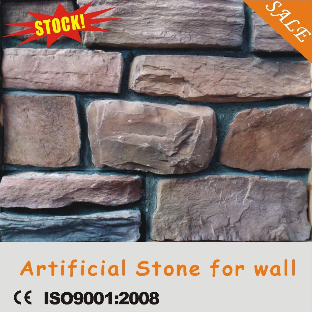 Decorative Stone Product : Artificial wall stone decorative