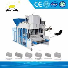 automatic mobile concrete machine QMY10-15 egg layer block machine concrete block machine latest products in market