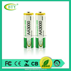 1.5v aa size r6 carbon zinc battery with low MOQ and competitive price aa rechargeable battery