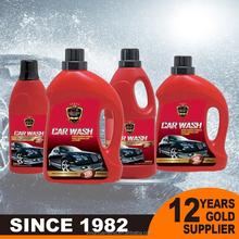 China famous car wash shampoo for car care