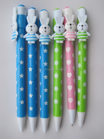 Promotional Personalized Items/ Character Pens/ Clip Cartoon Pen YB-3005