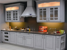 contemporary kitchen cabinet ideas/pvc kitchen cabinets