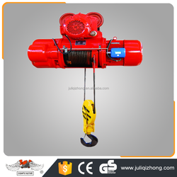 CD1 MD1 Motor /Electric Wire Rope Pull Lifting Hoist