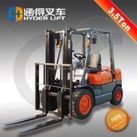 10t forklift control valve diesel forklift hot sale 3.5t