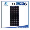 Mono solar panel 100w for garden light or cars with TUV/ISO/CE/IEC certificate