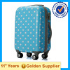 China famous brand kingsons travel bags, cute bag with wheel for girls