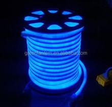 DC24v blue led neon light