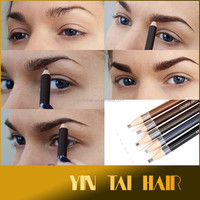 New arrival with wholesale price Waterproof Eyebrow Pencil Cosmetic Mineral eyebrow pencil