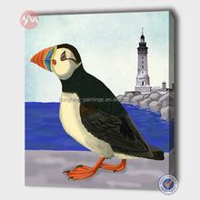 animal bird original paintings art -MHF14121336-