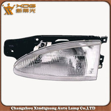 accent auto Headlight Right &Left side Fits 95-98 ACCENT