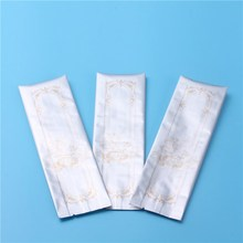 Silver Resealable Aluminum Foil Food Plastic Bag