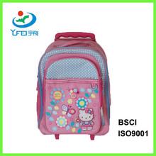 YF-SC015 Factory Outlet Teens Custom Print Backpack For Girls