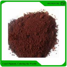 brown color strength decorative concrete pigment