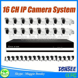 16 channel NVR system 2MP 1080p CCTV IP camera with ir night vision cctv camera dealers in dubai Box Camera