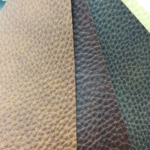 Wholesale pvc synthetic leather for sofa upholstery