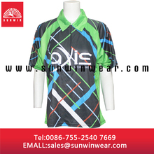 lady's Creative Polo Shirt / T-Shirt with top quality