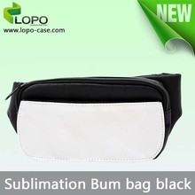 2015 nylon fashion unique printable heat press printing waist bag for sports