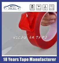 3M Clear Acrylic Tape for Automotive Attachment/clear double side tape for car