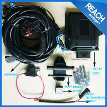 LPG/CNG fuel ecu for 3/4 cylinder cars with direct factory and novel item