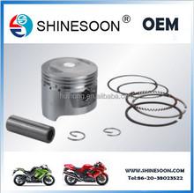 Wholesale motorcycle piston kits motorcycle parts