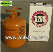 high purity chemicals r290 refrigerant gas price
