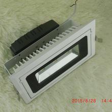 Die cast aluminum led flood light housing 20w dmx led flood light