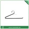 Durable pvc-coated non slip metal pants hanger/towel hanger