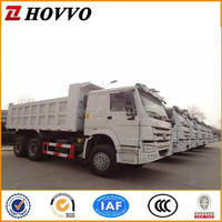 HOWO 6x4 Sand Dump Truck Tipper Truck Transport for Sale