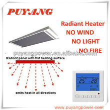 Europe Style! Outdoor Electric Heaters! New Radiant Heating Panel! Fast Clean Infrared Heater!Ceilling Electric heates