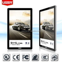 Top grade promotional advertising lcd digital signage video