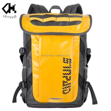 OEM yellow day bag fashion sports bag outdoor satchel bags