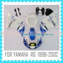 Motorcycle Fairing for YAMAHA R6 1998 1999 2000 2001 2002