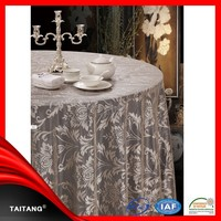 2015 new style luxury hand embroidery designs tablecloth