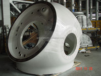 Large wind power casting hub