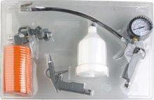 Rongpeng compresor de aire con la pistola de aire kits de pistola kits- r8031k4d