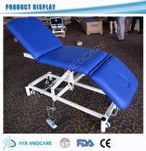 AYR-1009E Adjustable Hi-Low Medical Massage Bed Electric